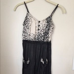 Everly mini dress with pockets